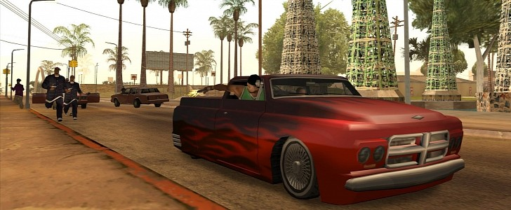 "GTA: San Andreas ""2021 Edition"" Is the Remake Rockstar Has No Plans For - autoevolution"
