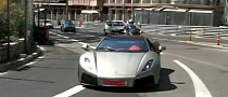 GTA Spano Accelerates in Monaco [Video]