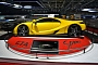 GTA Spano Receives Flashy Geneva Presentation