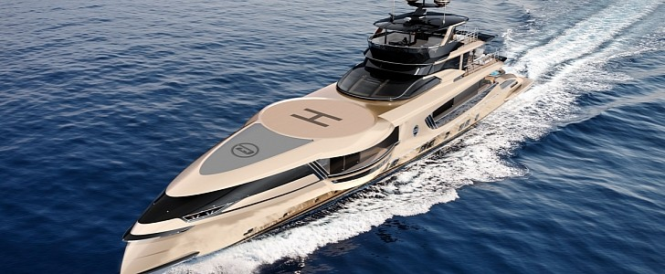 GTT 160 Yacht Is Primed and Ready to Offer a Decadent Lifestyle for $26 Million