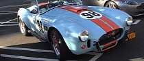 Gulf Livery Looks Good on a Shelby Cobra [Video]