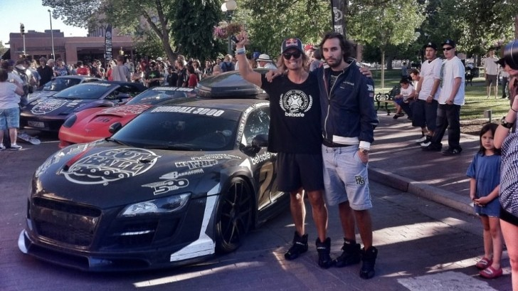 Gumball 3000 2012: How to Win, by Jon Olsson