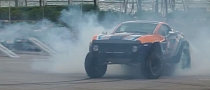 Gumball 3000 2012: Local Motors Rally Fighter Burnout [Video]