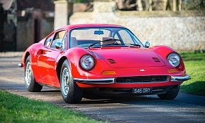 Guy Tracks Down His 1973 Ferrari 246GT Dino, Buys It Back, Now He Sells It Again