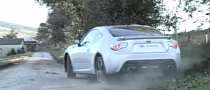 Gymkhana BRZ: Godlike Driving on the Milk Run [Video]
