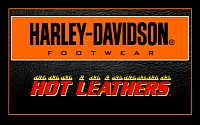 Hot Leathers is H-D Footwear's official rally retailer