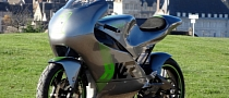 H-Ker First, a New Electric Racing Motorbike [Video][Photo Gallery]