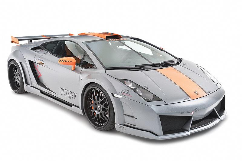 Hr Modifies The Hamann Lamborghini Gallardo Victory Autoevolution