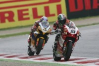 Troy Bayliss Secures 2nd Place in front of Biaggi