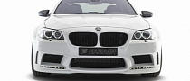 Hamann 2012 F10 BMW M5 Has 720 HP