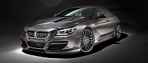 Hamann BMW 6-Series Gran Coupe Package Revealed