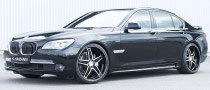 Hamann BMW 7 Series First Official Photos