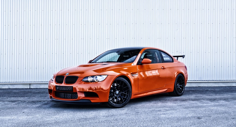hamann bmw e92 m3 gts for sale you 39 d better hurry autoevolution. Black Bedroom Furniture Sets. Home Design Ideas