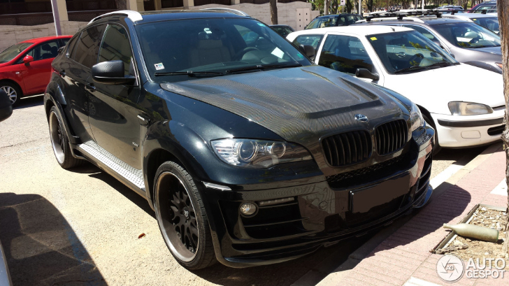 hamann bmw x6 m tycoon evo spotted in spain autoevolution. Black Bedroom Furniture Sets. Home Design Ideas