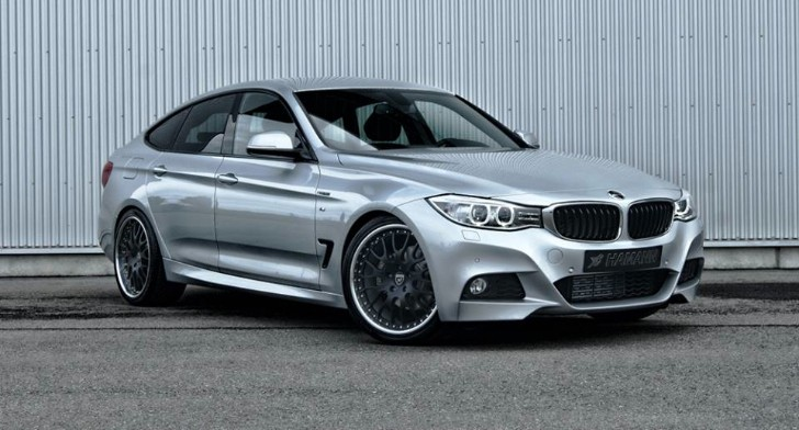 Hamann Decks the F34 3 Series GT with Its Own Wheels