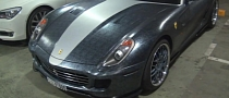 Hamann Ferrari 599 Gets Snake Skin Wrap [Video]