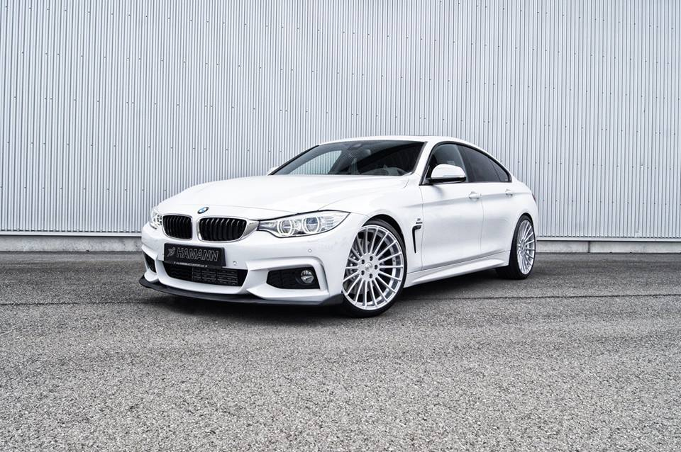 Hamann Introduces BMW Series Gran Coupe Kit Autoevolution - Bmw 4 by 4