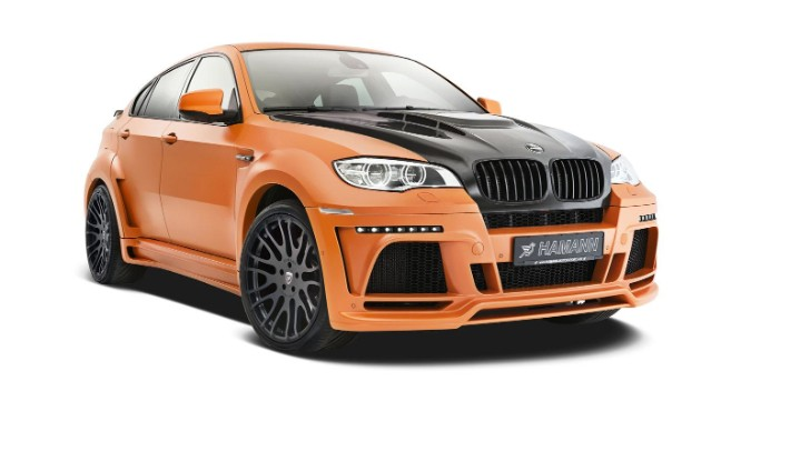 Hamann Introduces the Tycoon II X6 M