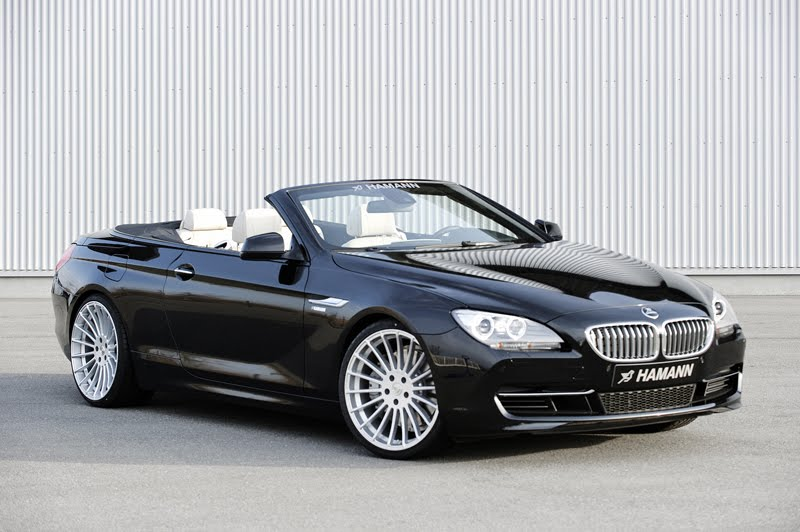 hamann is done teasing unveils new bmw 6 series tuning. Black Bedroom Furniture Sets. Home Design Ideas