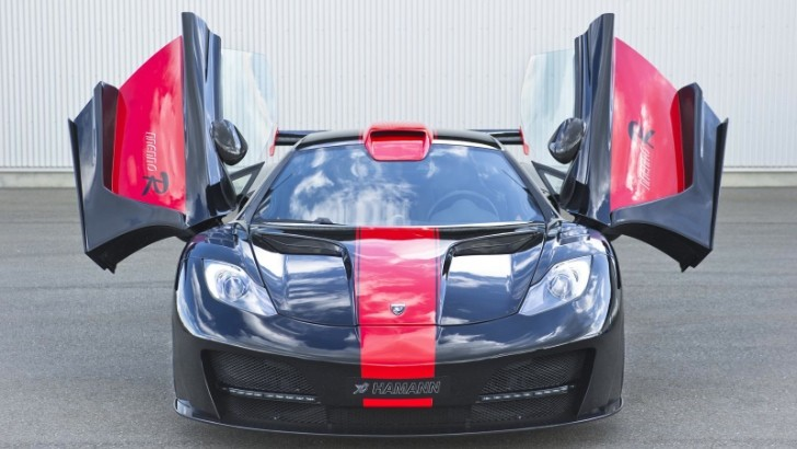 Hamann memoR McLaren MP4-12C: New Images Released [Photo Gallery]