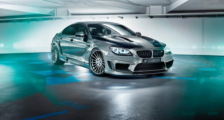 Hamann Motorsports Presents Mirror GC BMW