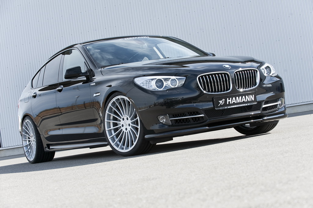 BMW 5 Series Tuned To Make Extra Power, High-Class Look | 681x1024