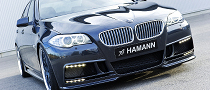 Hamann Releases New Aerodynamic Elements for the BMW 5 Series
