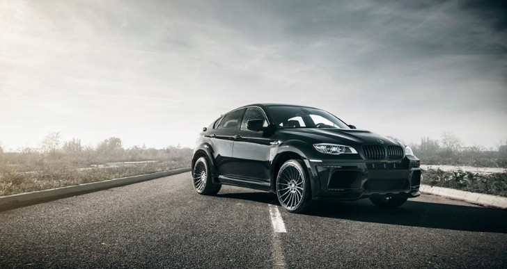 hamann reveals tycoon evo kit for bmw x6 m50d autoevolution. Black Bedroom Furniture Sets. Home Design Ideas