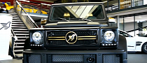 Hamann Spyridon G63: Opulence, I Has It! [Video]
