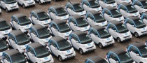 Hamburg Gets 300 smart fortwo Vehicles via car2go