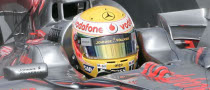 Hamilton Concludes Maiden Test on McLaren MP4-24