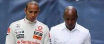 Hamilton Invites Father to the British GP