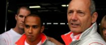 Hamilton Not Disappointed with Ron Dennis' Quit