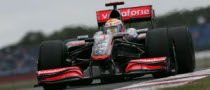 Hamilton Tops Second Practice at the Nurburgring