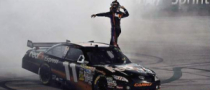 Hamlin Takes Cup Win in Richmond