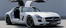 Hamann Mercedes SLS AMG Released