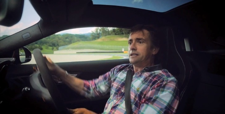 Hammond Crashes A Jaguar F Type In Top Gear Perfect Road Trip 2 DVD    Autoevolution