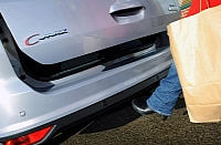 Ford C-Max liftgate activation