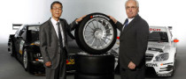 Hankook Signs 3-Year DTM Supply Deal
