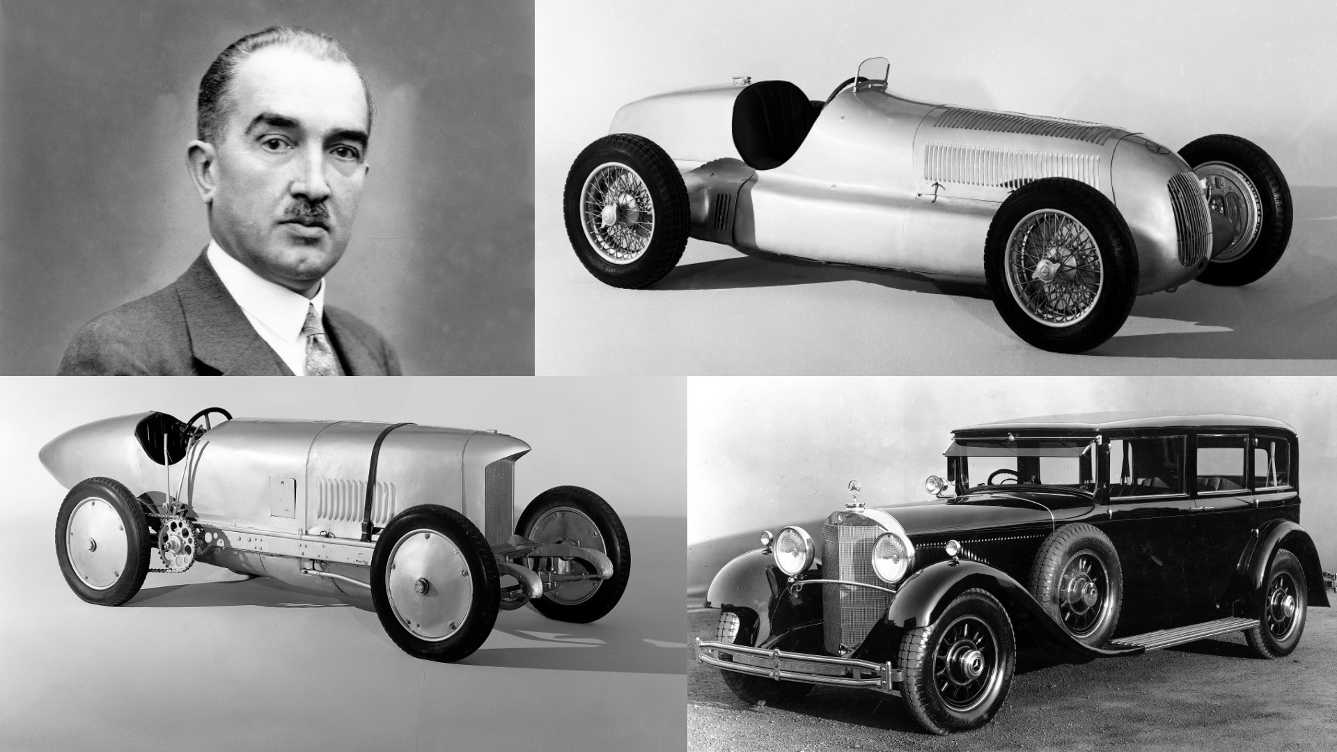 Lovely Hans Nibel: One Of The Catalysts That Made Mercedes Benz What It Is Today    Autoevolution
