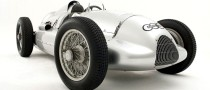 Hans Stuck's Auto Union D-Type Goes Under the Hammer