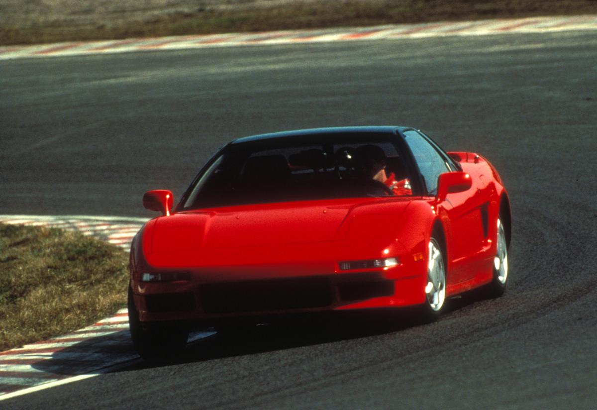 Nice Happy 25th Anniversary Acura NSX, Thank You, Ayrton Senna   Autoevolution