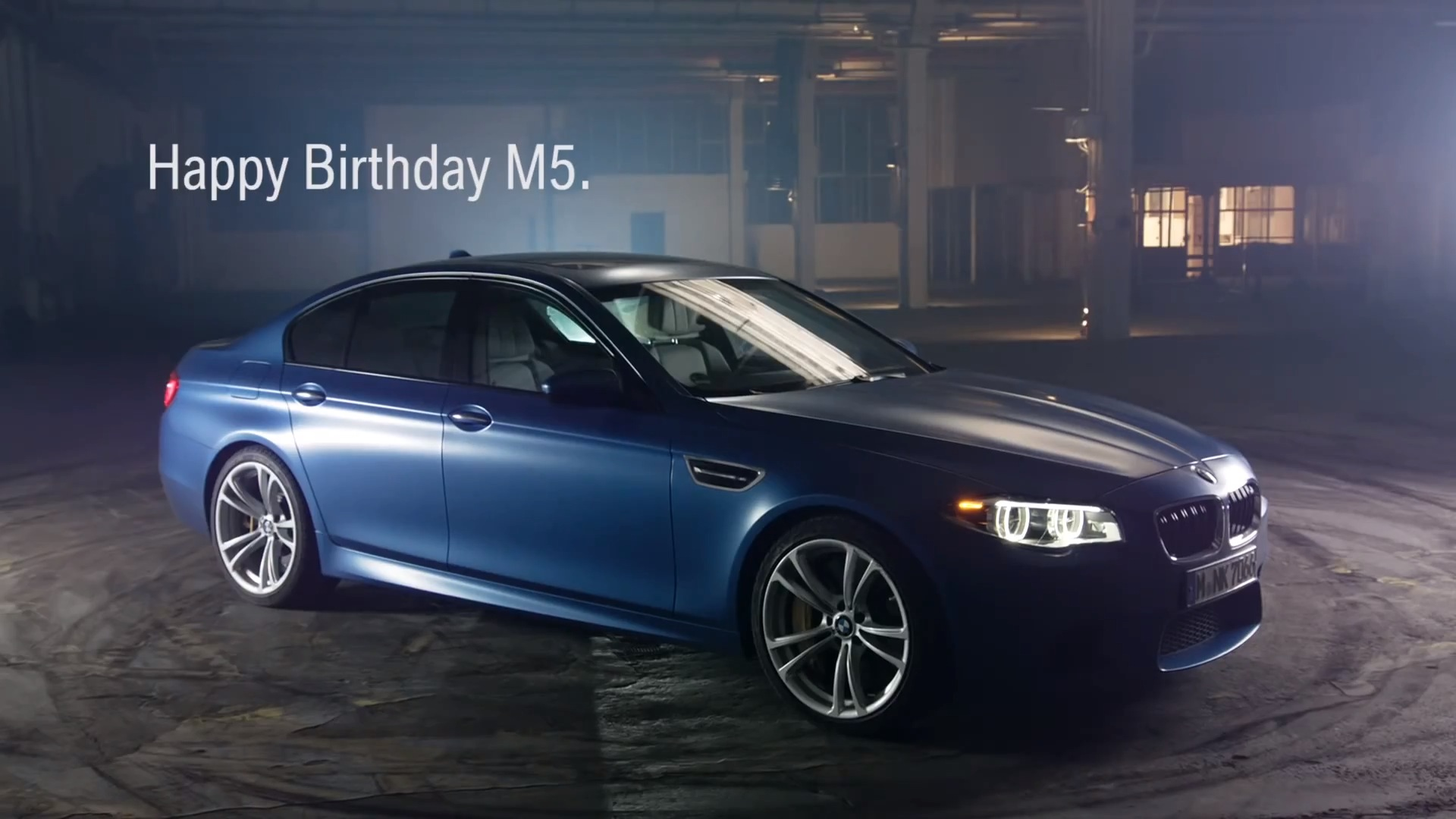 Happy Birthday Bmw M5 Autoevolution