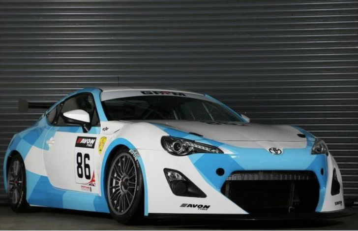 Hardcore Toyota GT 86 Is Ready to Hit the Track [Photo Gallery]