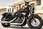 Harley-Davidson 2014 Forty-Eight in All Its Splendor [Photo Gallery]