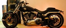 Harley-Davidson Breakout Real-Life Pics from Berlin [Photo  Gallery]