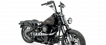 Harley-Davidson Cross Bones, by Suburban Motors