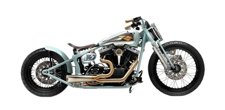 Harley-Davidson Crossbones Becomes Strike True II [Photo Gallery]