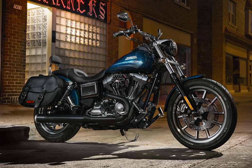 Harley Davidson Dyna Low Rider Recalled For Faulty