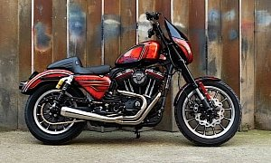 Harley-Davidson El Ganador Is How the Brits Build Club Style Motorcycles